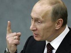 Путин взял курс на выборы