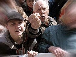 Социальные протесты в РФ не страшны правящей элите