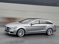 Mercedes представил прототип спортивного универсала