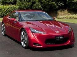 Новость на Newsland: Toyota представит бюджетную версию спорткара FT-86