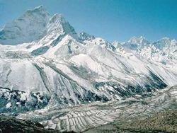 Гималаи выбили опору потепления