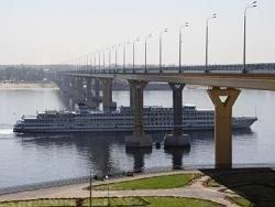 Мост через Волгу: так работают проекты Единой России