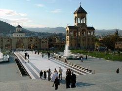 Монумент борцам с Россией откроется в Грузии