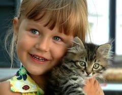 Чем полезно общение детей с животными?