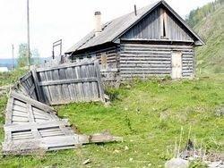 За 20 лет в России исчезли 23 тысячи сел и городов