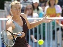 Шарапова проиграла в финале турнира в Бирмингеме