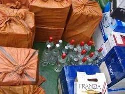 Украина: 70% товаров на рынке - контрабанда