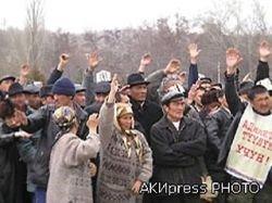 В Киргизии узбеки и киргизы приступили к переговорам