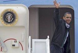Обама сравнил утечку нефти с терактами