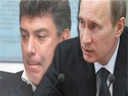 """Немцов: \""""Путина бояться – в сортир не ходить\"""""""
