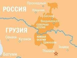 В Южной Осетии в результате обстрела ранен мирный житель