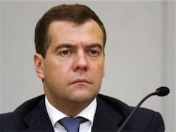 Медведев выдвинул газовый ультиматум Беларуси