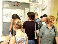 В России безработных стало меньше чем 2 млн. человек
