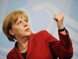 Немецкая элита разочаровалась в Ангеле Меркель