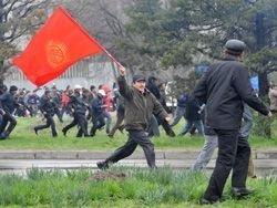 Временное правительство Киргизии хотят легитимизировать