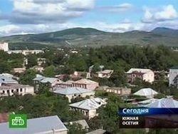 Южная Осетия осталась без света из-за дождей