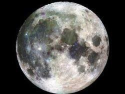 Луна скрывала от людей огромные объемы воды