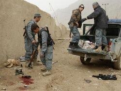 О полезных ископаемых в Афганистане
