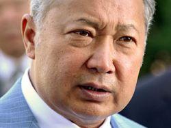 Интерпол не получал запрос на арест Курманбека Бакиева