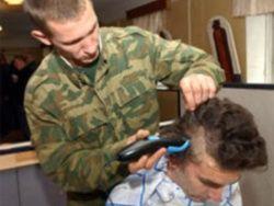 Треть военкоматов в 2009 году нарушила закон о призыве в армию