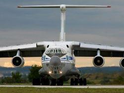 Первый самолет МЧС с помощью прибыл в Киргизию