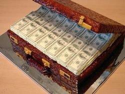 Россия вложит резервы в сырьевые доллары