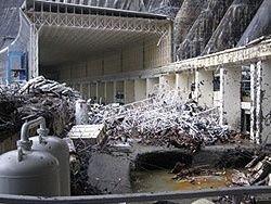 Саяно-Шушенская ГЭС. Халатность или заговор?