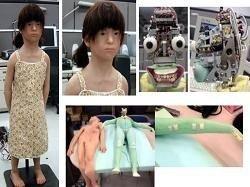В Японии представили нового робота-ребенка