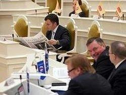 Депутаты одобрили расширение границ Санкт-Петербурга