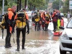 Число погибших от наводнения во Франции достигло 15 человек