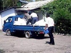 Ошских чиновников заподозрили в присвоении гуманитарной помощи