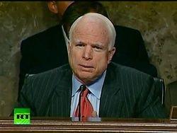 Американскому генералу стало плохо на слушаниях в сенате