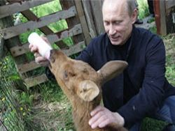 Путин выполнил свое обещание перед мальчиком Димой
