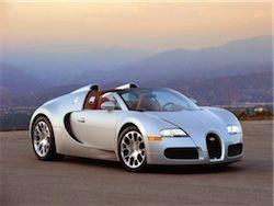 Bugatti Veyron SuperSport - авто мощностью 1200 л.с.