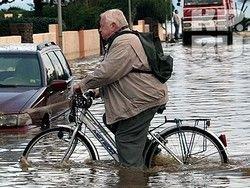 На юге Франции объявлено чрезвычайное положение