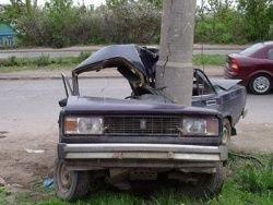 В Ивановской области в дтп погибли два милиционера