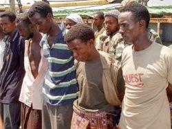 Сомалийских пиратов судят по законам XVII века