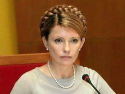 """Тимошенко намерена сплотить демсилы в \""""единый кулак\"""""""