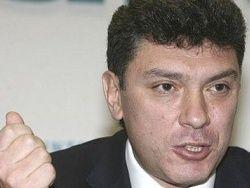 Немцов пообещал донести доклад про Путина до общественности