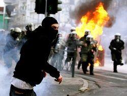 В Греции грядут массовые беспорядки