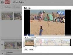 В YouTube внедрили редактирование видеороликов