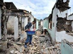 Во время беспорядков Ош был сожжен на 70 процентов