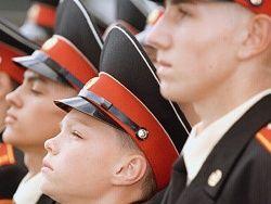 Один день в военном музыкальном училище