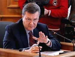 Янукович привязал выборы к сбору урожая