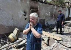 В Оше уничтожено 70% зданий и 100% репутации РФ