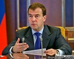 Медведев устроил массовую ротацию в руководстве милиции
