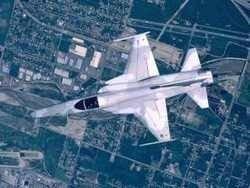 В Южной Корее разбился истребитель F-5