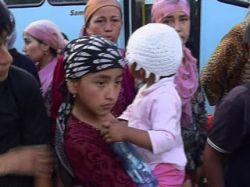 В Оше начался обмен заложниками между киргизами и узбеками