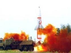 Индия успешно испытала баллистическую ракету