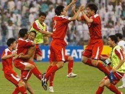 Пропавшие футболисты сборной КНДР просят политическое убежище